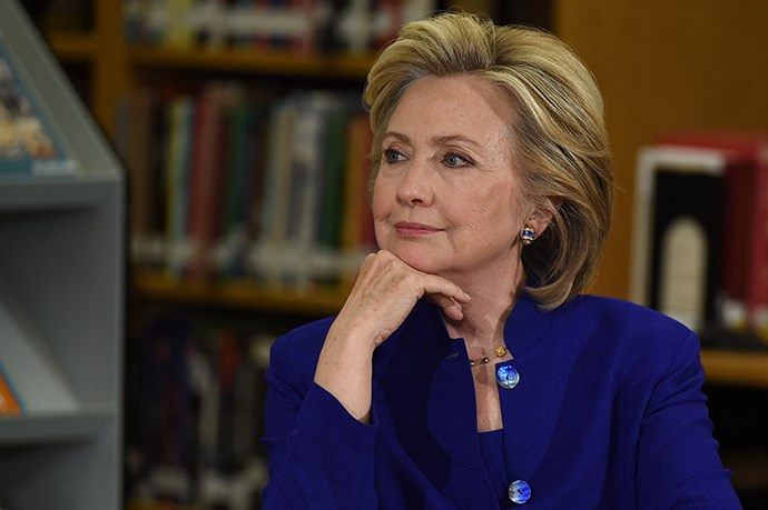 Hillary Clinton Pinterest account
