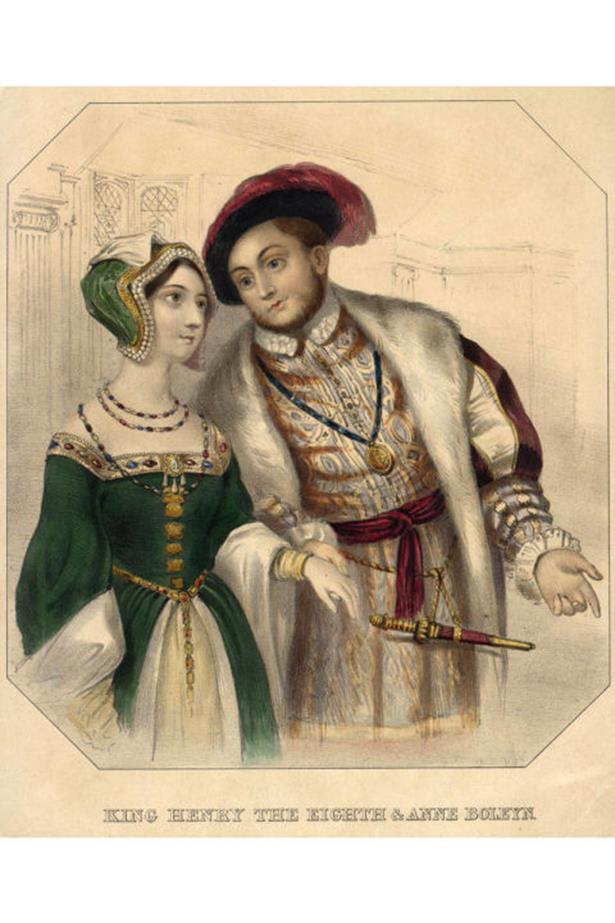 <strong>ANNE BOLEYN AND KING HENRY VIII OF ENGLAND<br></strong> King Henry VIII had already gone through a pretty memorable breakup: Kicking off the the English Reformation because you want to get your marriage annulled is kind of a thing. The only way to beat that? Behead your next SO.