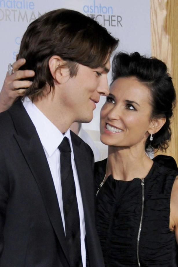 <strong>DEMI MOORE AND ASHTON KUTCHER<BR></strong> The naysayers were out in full force when Ashton Kutcher and Demi Moore got together. With their 16-year age difference it seemed hard to believe that it would last eight months, let alone eight years. So, when the two split in 2011, finalizing their divorce in 2013, it was a thing.