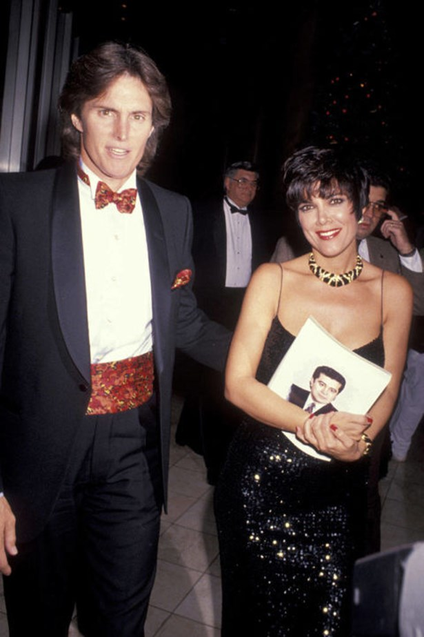 <strong>BRUCE JENNER AND KRIS KARDASHIAN</strong><br> After 23 years, two kids, and 130 episodes of <em>Keeping Up With the Kardashians</em>, Bruce and Kris Jenner called it quits last year.