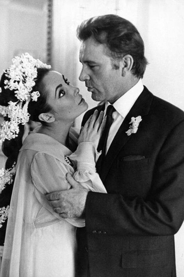 "<strong>ELIZABETH TAYLOR AND RICHARD BURTON</strong><br> Elizabeth Taylor and Richard Burton are THE Hollywood breakup. Arguably the most turbulent public relationship ever, the two met on the set of <em>Cleopatra</em> in 1963, when they were both already married to other people. They wed in 1964, divorced 10 years later, then married each other again in 1975. ""I think they had fights for the glory of making up,"" actor Rod Taylor said of the pair. ""It was foreplay to them."" Plus, when Lifetime makes a movie about your breakup—the truly epic Liz & Dick, starring Lindsay Lohan—you know you really know how to do a split right."