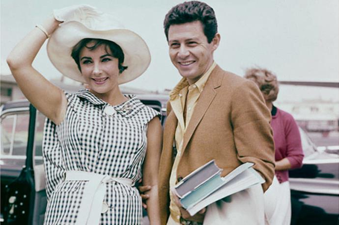<strong>ELIZABETH TAYLOR AND EDDIE FISHER</strong><br> Scandalous Act Number One: Stealing your best friend's (Debbie Reynolds) husband (Eddie Fisher). Scandalous Act Number Two: Leaving him for one of your hunky co-stars (Richard Burton).