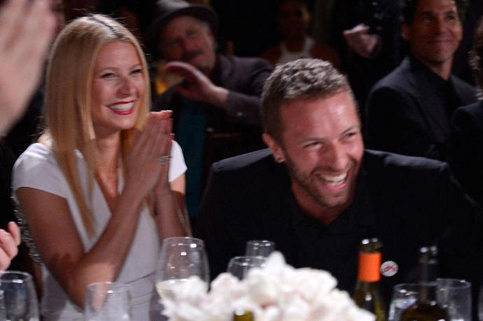 <strong>GWYNETH PALTROW AND CHRIS MARTIN</strong><br> Thanks to Gwyneth Paltrow and Chris Martin, the super Goop-y term, 'conscious uncoupling' is now part of our vocabulary.