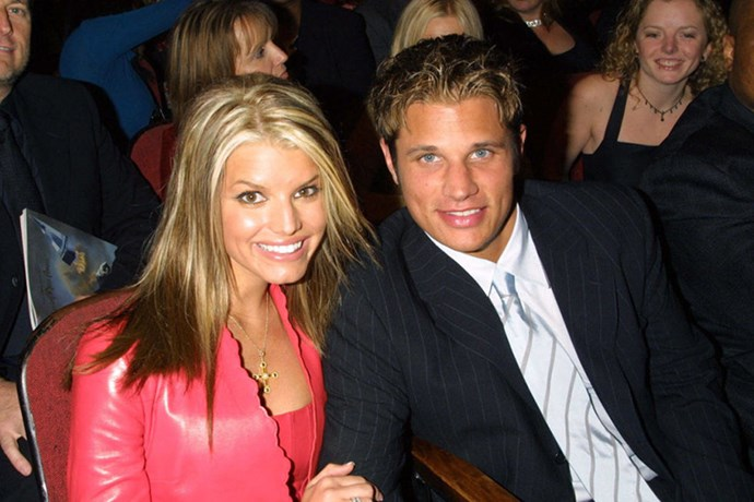 <strong>JESSICA SIMPSON AND NICK LACHEY</strong><br> Anyone who ever watched an episode of <em>Newlyweds: Nick and Jessica</em> probably wasn't surprised when the pop stars split up in 2005. Still, they seemed like a match made in bubblegum, spray-tanned heaven. Lachey went on to marry Vanessa Minnillo and Simpson is now eating Chicken of the Sea with former NFL player Eric Johnson.