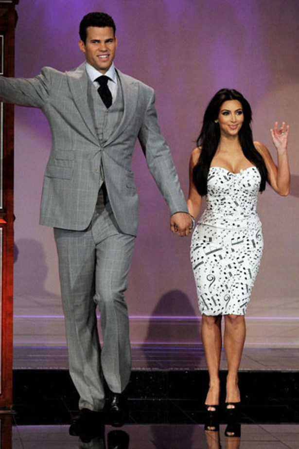 <strong>KRIS HUMPHRIES AND KIM KARDASHIAN</strong><BR> It may only have lasted for 72 days, but their marriage will never, ever be forgotten.
