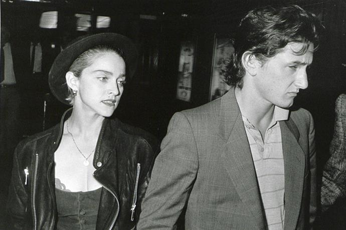 <strong>MADONNA AND SEAN PENN</strong><br> They were certainly an It Couple, but after just 27 months of marriage, the two decided to call it quits.