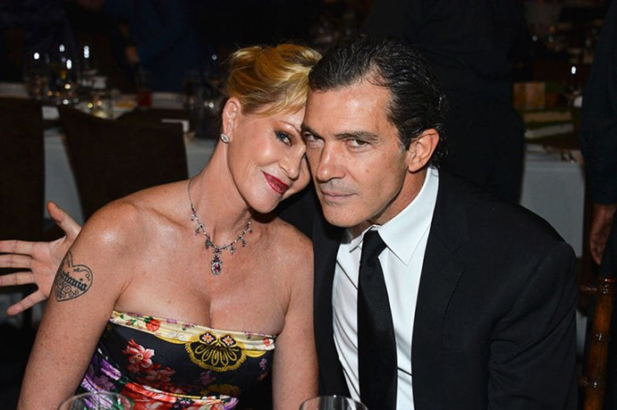 <strong>MELANIE GRIFFITH AND ANTONIO BANDERAS</strong><br> Never, ever, ever get your partner's name written in permanent ink on your body. You will break up. You will regret it. And it will hurt a lot to get the evidence of an 18-year marriage lasered off your arm. Just ask Melanie Griffith.