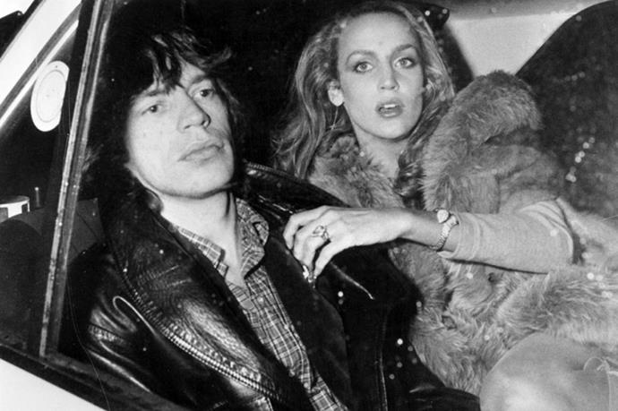 "<strong>MICK JAGGER AND JERRY HALL</strong><br> ""I knew he had a reputation as a womanizer and he was still married, even if he hadn't lived with Bianca for a year, but I was hopeful. I had got him to quit heroin. I could get him to give up girls as well,"" Jerry Hall <a href=""http://www.dailymail.co.uk/tvshowbiz/article-1315174/I-got-Mick-Jagger-quit-HEROIN-I-GIRLS---Jerry-Hall-reveals-long-awaited-autobiography.html#ixzz3LLDub8Pc"">wrote</a> of her relationship with The Rolling Stones star."
