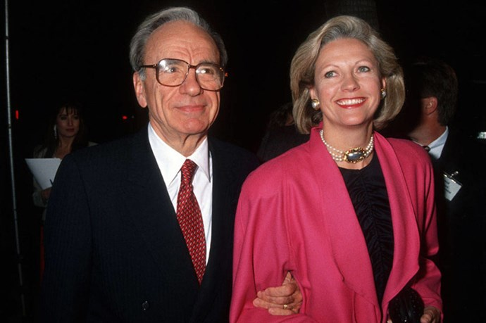 <strong>RUPERT MURDOCH AND ANNA MURDOCH</strong><br> One of the most expensive divorces in history, Anna Murdoch's split from the News Corp chairman was rumored to have earned her an outrageous $1.7 billion. Though the number is probably more like $100 million, that's still nothing to sneeze at.