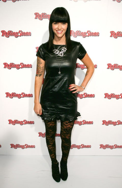 OCTOBER 1, 2008 At Rolling Stone's Revival Party. IMAXTREE / DON ARNOLD