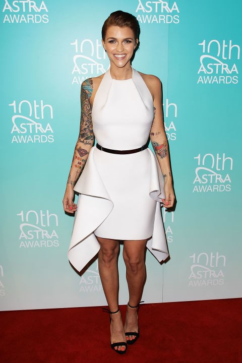 JUNE 21, 2012 At the 10th Annual ASTRA Awards.