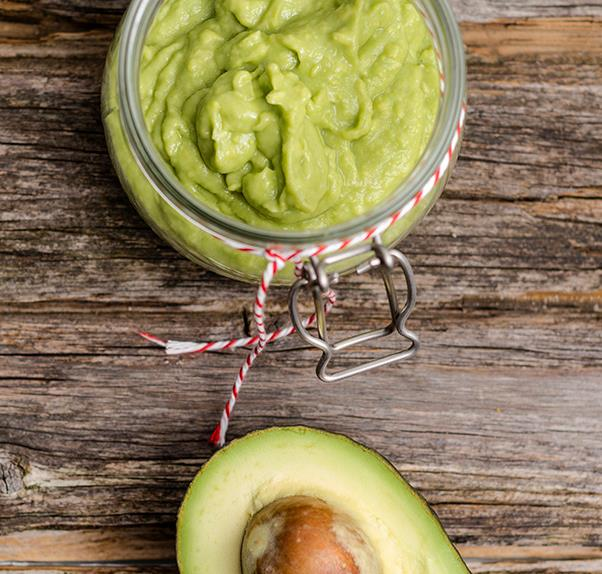 Guacamole with peas New York Times