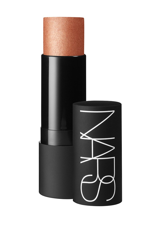 "<strong>Medium complexions </strong> <br> <br> <a href=""http://mecca.com.au/nars/the-multiple/V-000462.html#start=1"">The Multiple in South Beach, $55, NARS</a>"