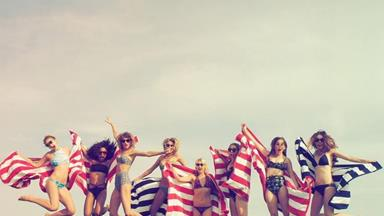 Inside Taylor Swift's Fourth of July party