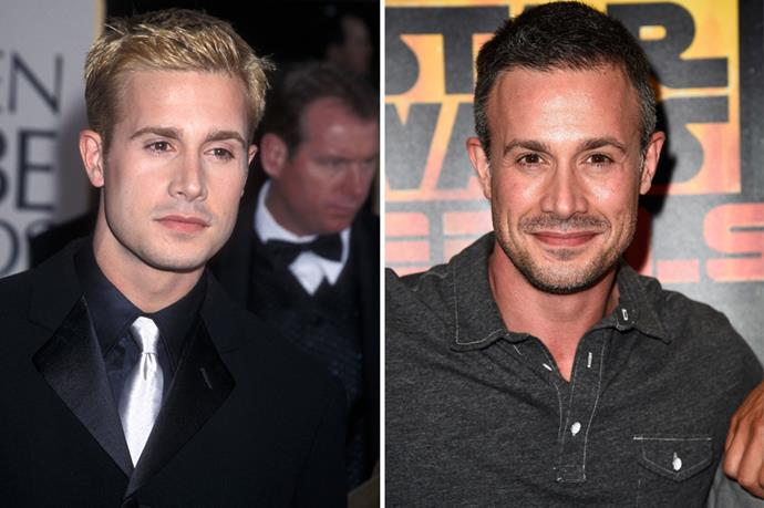<strong>Freddie Prinze Jr.</strong> Who wasn't obsessed with Freddie Prinze Jr circa 1999? She's All That? More like HE'S ALL THAT.