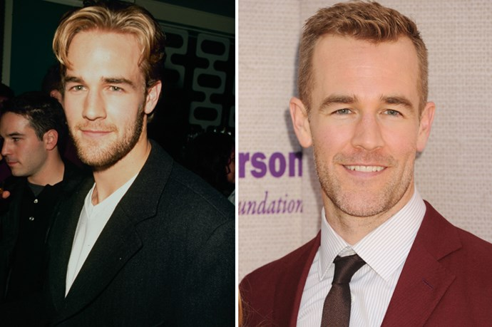 <strong>James van der Beek</strong> We loved James van der Beek as Dawson so much, until that meme of Dawson's crying face kind of stole our buzz. In recent times van der Beek has been starring on the small screen in shows such as Don't Trust the B*tch in Apartment 23 and CSI: Cyber.