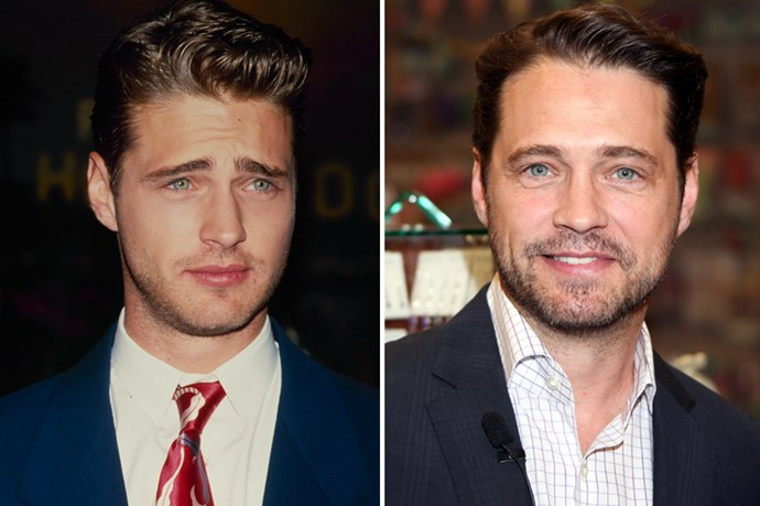 <strong>Jason Priestly</strong> Do we even need to say anything abut Jason Priestley? Dream. Boat. Since 90210 Priestley has had a few TV gigs, including CSI: Crime Scene Investigation.