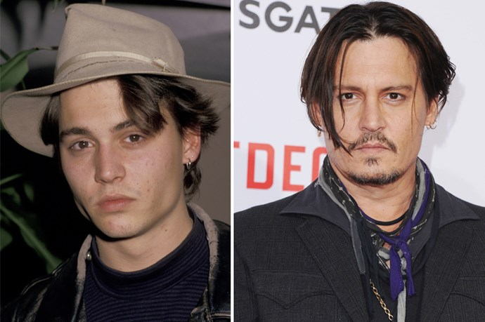 <strong>Johnny Depp</strong> Always and forever.