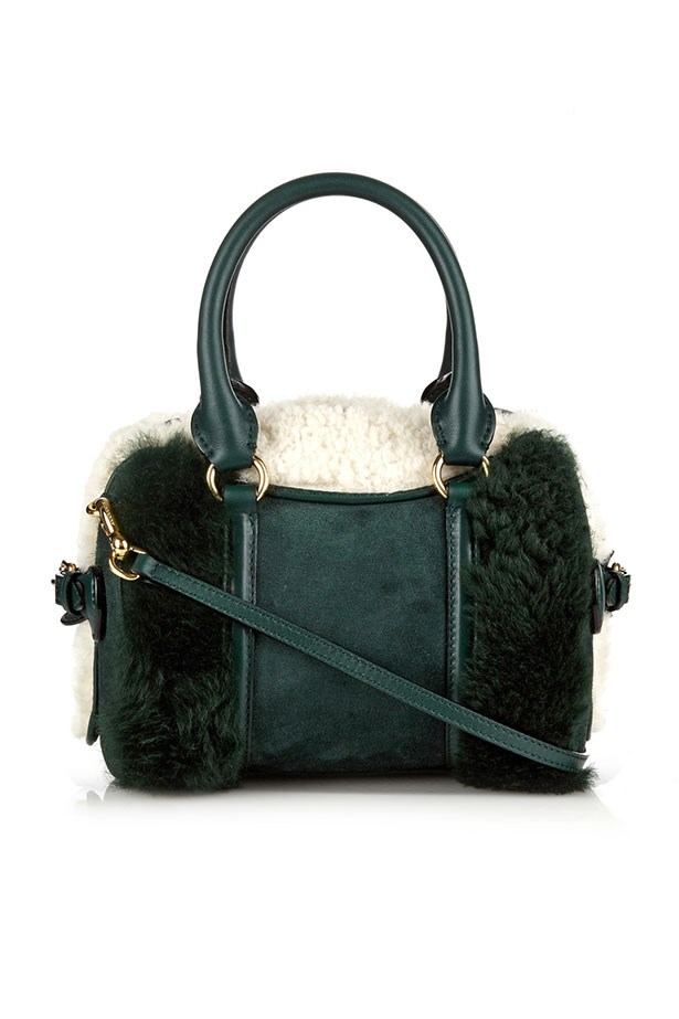 Bag, $3,950, Burberry Prorsum, matchesfashion.com