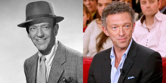 Fred Astaire (1950) and Vincent Cassel