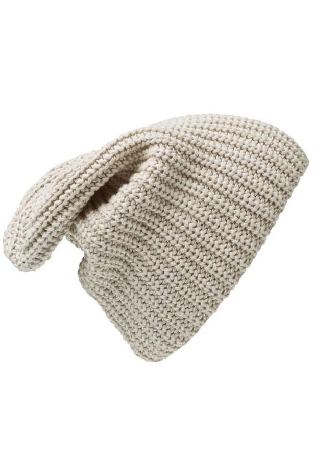 "Beanie, $24.95, Sportsgirl, <a href=""http://www.sportsgirl.com.au/accessories/hats/ribbed-wash-beanie-ecru-all"">sportsgirl.com.au</a>"
