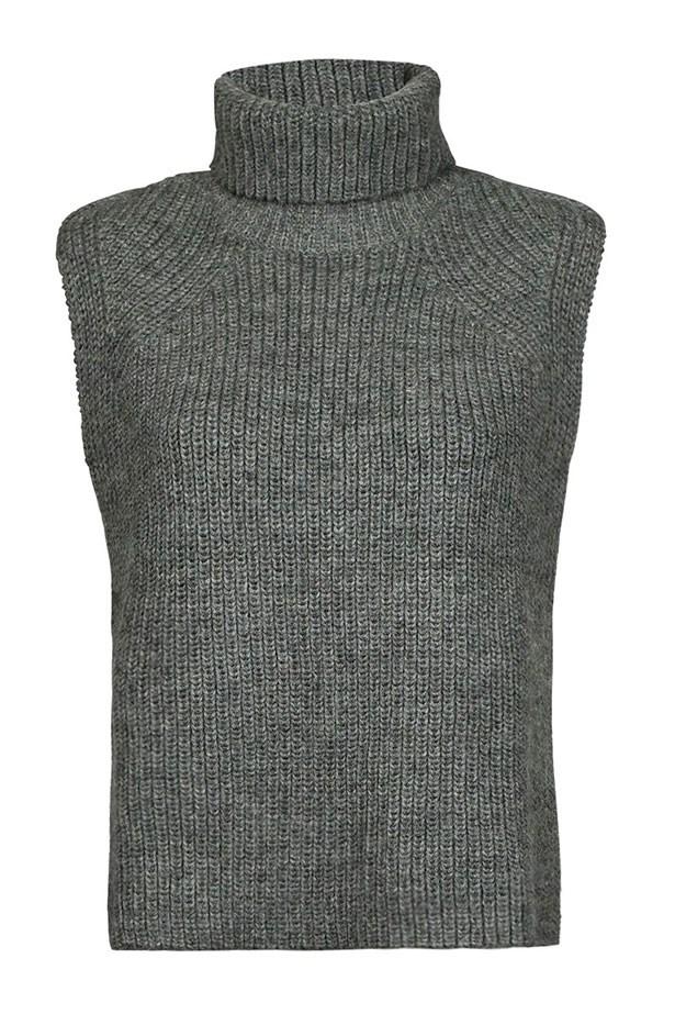 "Top $425, Isabel Marant, <a href=""http://www.parlourx.com/brands/isabel-marant/isabel-marant-etoile-lazuli-turtleneck-top-grey.html"">parlourx.com.au</a>"