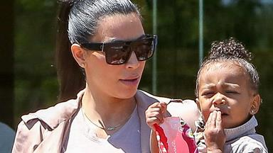 North West uses $4500 napkin at the movie theatre