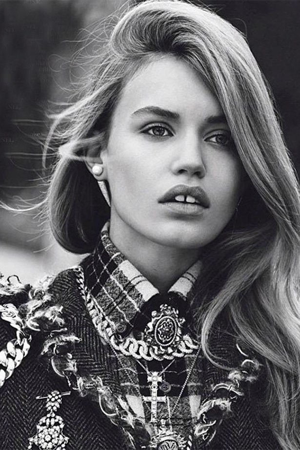 In addition to being a model, Georgia May Jagger is the daughter of both a model AND a rock star. Some girls have all the luck.