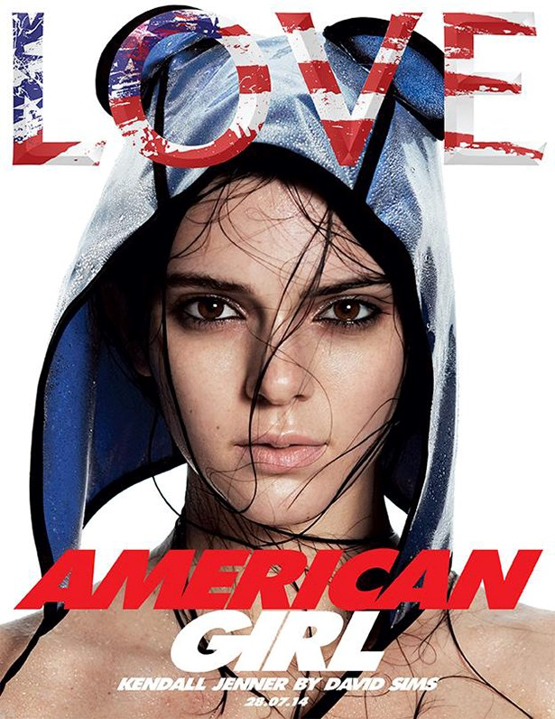 Kendall Jenner, celebrity sister of Kim, Khloe, Kourtney and Kylie, and daughter of Kris Jenner and Caitlyn Jenner, is another no brainer.