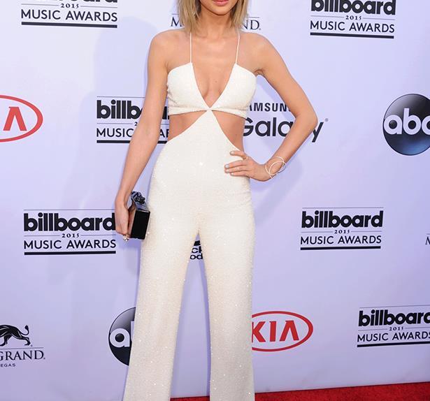 Taylor Swift at the 2015 Billboard awards