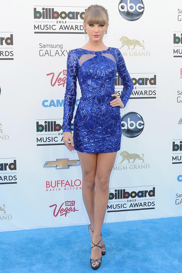 Taylor Swift In Zuhair Murad – 2013 Billboard Music Awards