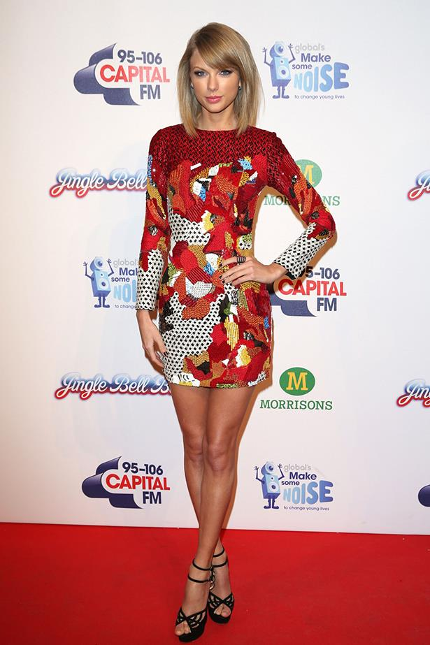 Taylor Swift InSachin & Babi – KIIS FM's Jingle Ball & Capital FM's Jingle Bell Ball