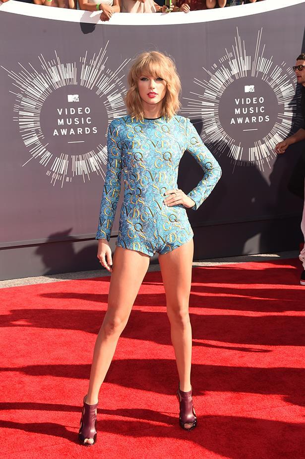 Taylor Swift In Mary Katrantzou – 2014 MTV Video Music Awards