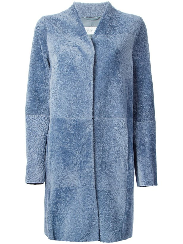 Coat, $4424.13, Max Mara.