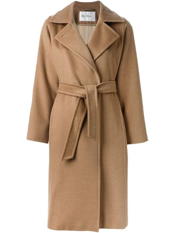 Coat, $1823.10, Max Mara.