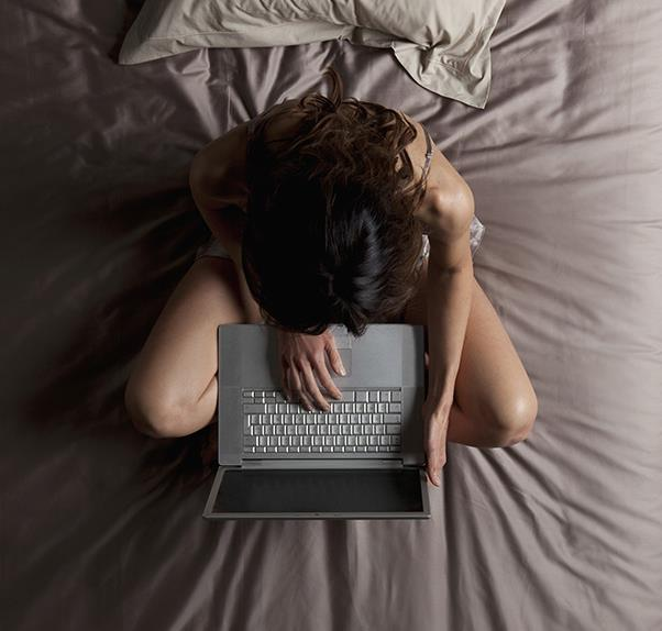 Women watching more porn