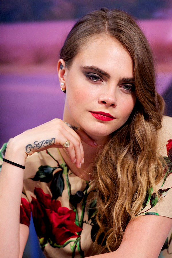 Cara Delevingne's bisexuality is not a phase