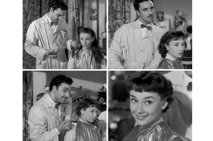 <strong>Roman Holiday </strong> <br> <br> Sure now everyone is getting the chop, but <em><strong>Audrey Hepburn's</strong></em> pixie marked a coming of age for her character, <em>Princess Ann</em>, as any great haircut can do <em>IRL</em>.