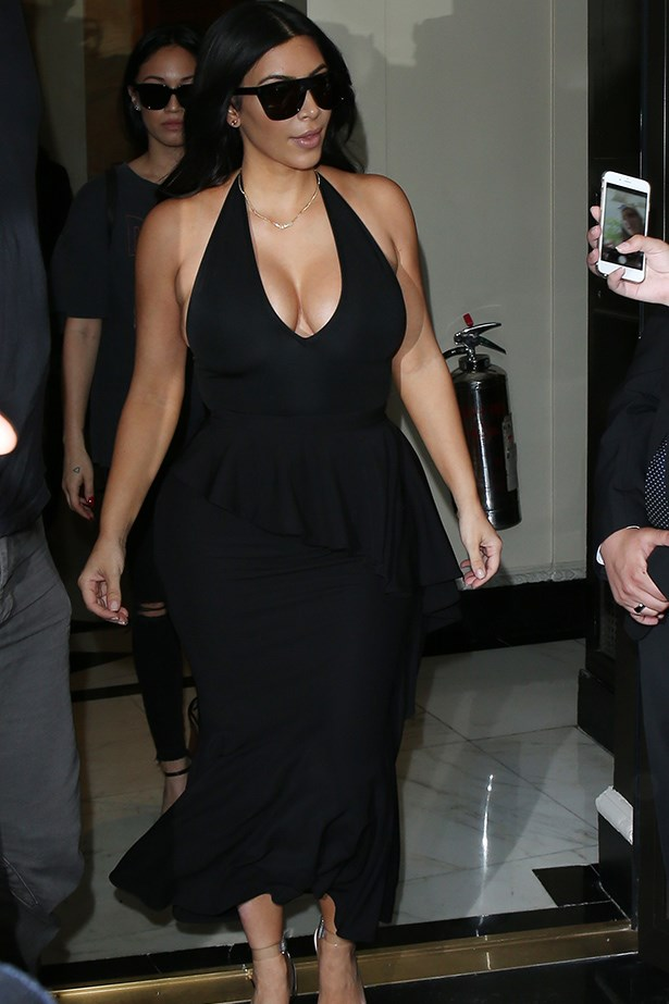 Yep. Kim in London in June.