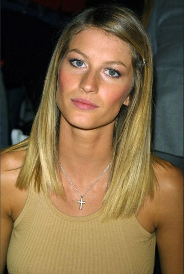 <strong>2001</strong> <br> <br> At the after-party for the <em>7th Annual Victoria's Secret Fashion Show</em>