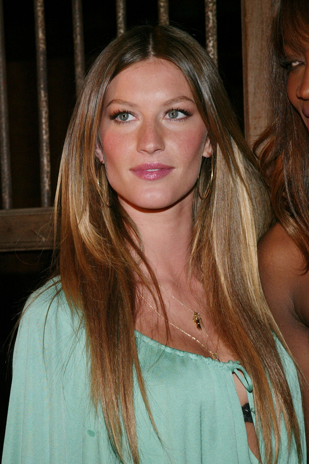<strong>2004</strong> <br> <br> At the launch party for photo book, <em>'Backstage Sexy'</em> at Spice Market New York