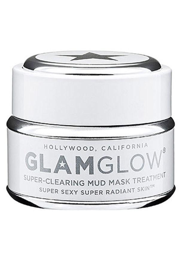 """<em>Best for clogged pores and blackheads</em> <br> <br> <a href=""""http://mecca.com.au/glamglow/supermud-clearing-treatment/I-019149.html"""">SUPERMUD Clearing Treatment, $86, GlamGlow</a>"""
