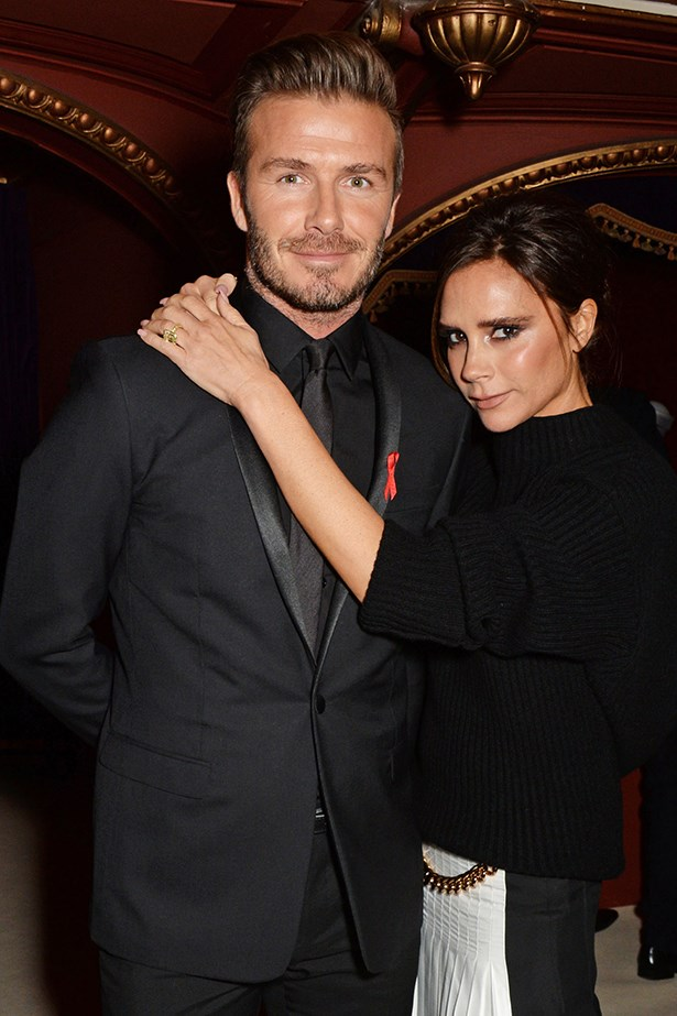 David and Victoria Beckham - Because after 16 years of marriage you know they've still got fire.