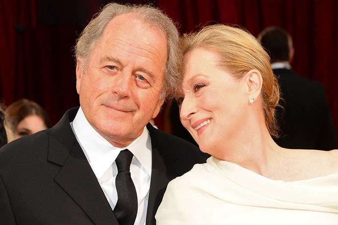 Don Gummer and Meryl Streep - If we had a problem we needed fixing, the Gummer-Streep residence would be our first stop. These two seem like the wisest, most sensible humans. Plus, they still like a good PDA moments.