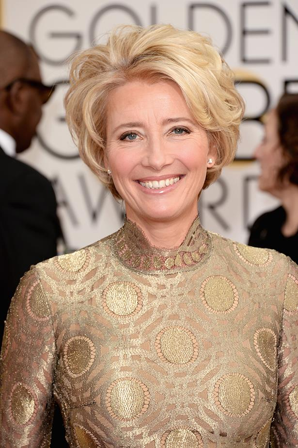 """Emma Thompson: """"I think it's still completely shit actually. When I look at it now, it is in a worse state than I have known it, particularly for women, and I find that very disturbing and sad."""""""