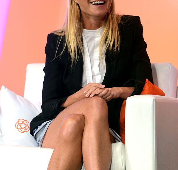 Gwyneth is launching a Goop beauty line