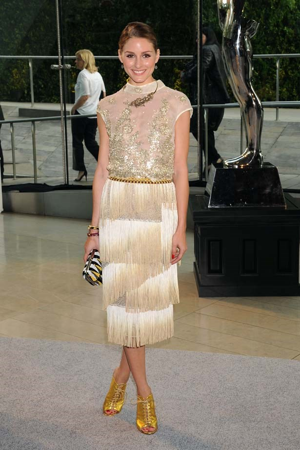 <p>June 03, 2013</p> <p>Olivia Palermo attends 2013 CFDA Fashion Awards.</p>