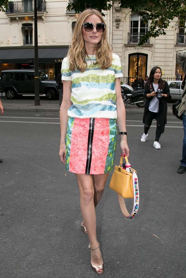 <p>July 08, 2015</p> <p>Olivia Palermo arrives to attend the Fendi show as part of Paris Fashion Week Haute Couture AW15-16.</p>