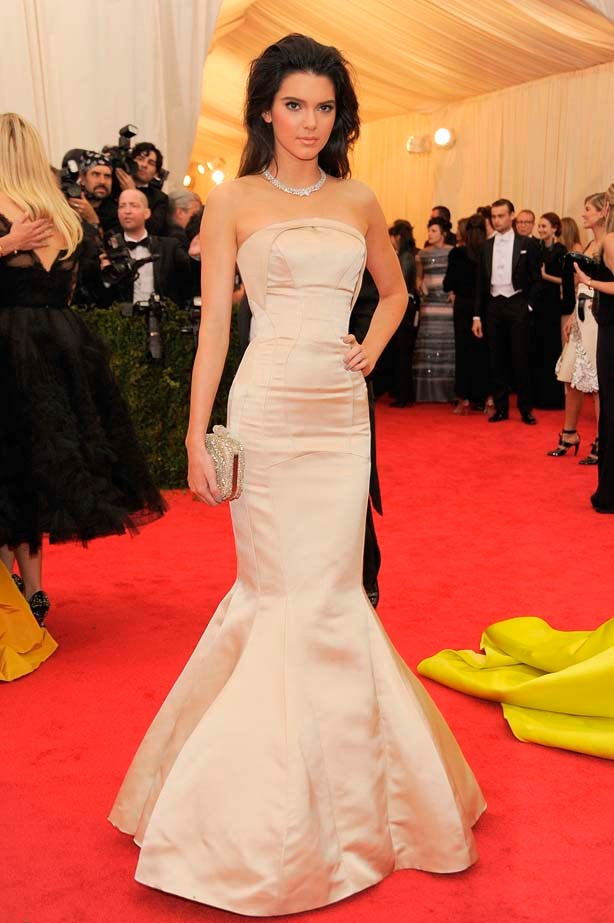 <p>May 05, 2014</p> <p>Kendall Jenner attends the 'Charles James: Beyond Fashion' Costume Institute Gala at the Metropolitan Museum of Art.</p>