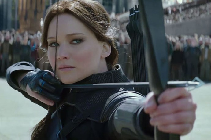 The official full-length Mockingjay Part 2 has arrived